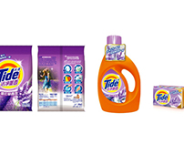 Tide Brand Guide Book Design and Packaging Strategy
