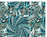 spiral shards