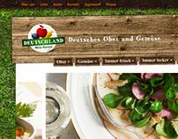 Deutsches Obst und Gemüse