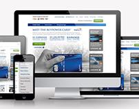 GM Card Website