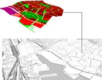 Neurons - concept of urban development