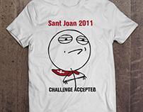 Sant Joan 2011 T-shirt