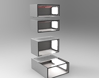 Research Project- A Sustainable Fridge Concept
