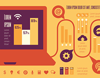 Technology Infographics Elements