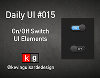 On/Off Switch - UI Elements