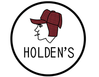 Holden's Café Brand Identity