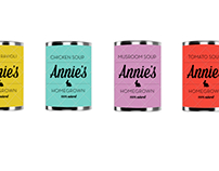 Annie's Re-branding