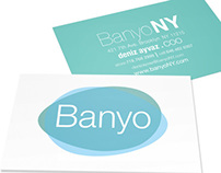 Branding for Banyo NY