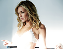 Paulina Gretzky _ Behind The Scenes Video