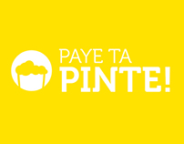 Paye Ta Pinte! Motion Design