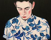 Master Copy of Kris Knight's 'Ivory'