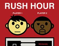 Rush Hour X Bape X SNES
