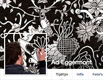 New Facebook header