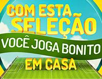 Conceito Campanha de Varejo - Copa • Cliente Athletic