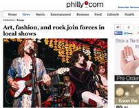 Philadelphia Inquirer Music Article 4.24.14