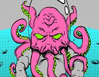 Astro Octopus