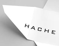 HACHE, FW14 Show Invitation