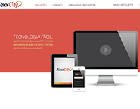 NexxCity Pay solution - Html5 css3 Parallax, Jquery