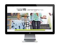VB ; branding & web design