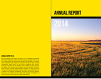 Juremont annual report concept