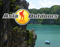 Asia Outdoors Posters