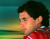 Tribute to Ayrton Senna