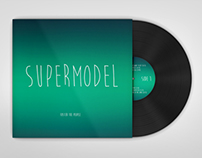 LP Redesign: 'Supermodel' by Foster the People