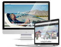 Responsive Site Design - Omer K Reed DDS