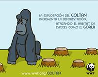 Coltán - Afiche
