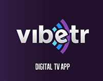 Vibetr Digital TV app