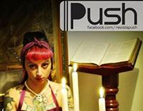Revista Push - Elektra Spektra Sirena Makabra