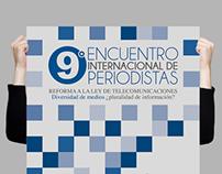 Noveno Encuentro Internacional de Periodismo
