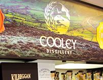 Cooley Distillery - Wall Unit