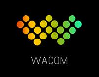Wacom Brand Redesign