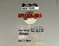 Governors Ball 2014 Poster
