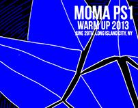 MOMA PS1 - Juan Atkins Mock Promo