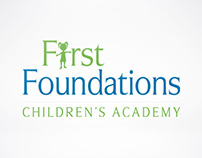 Branding, web - First Foundations Children's Academy