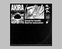 AKIRA Symphonic Suite Vinyl