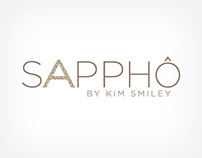 Corporate identity - Sappho by Kim Smiley