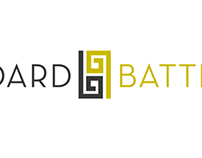 Board and Batten logo design