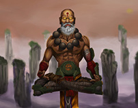 Monk -Contest diablo 3 reaper of souls