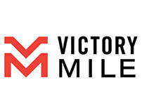 Victory Mile Logo Design