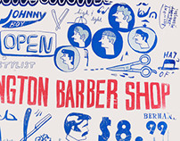Ossington Barbershop