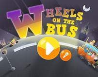 """Wheels on the bus""--music, Kizipad"