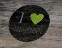 I Heart Tiny Houses | Fundraiser Design
