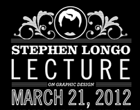 Stephen Longo poster