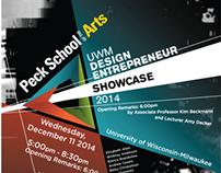 Design Entrepreneur Showcase Poster