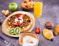 Desayunos Restaurante Manabí - Panamá