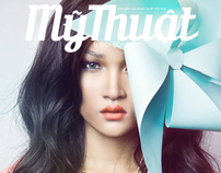 Cover Magazine Redesign