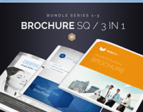 Brochure Bundle Square 20 Pages Series 1-3